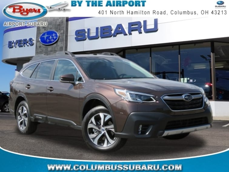 New 2020 Subaru Outback Limited XT SUV in Columbus