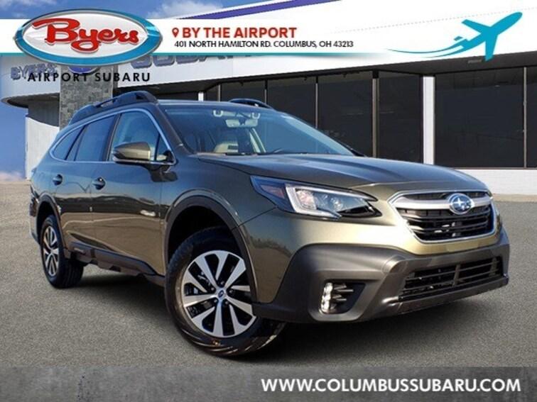 New 2020 Subaru Outback Premium SUV in Columbus
