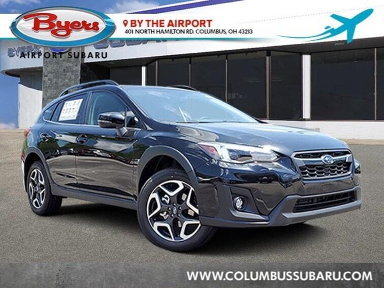 New 2020 Subaru Crosstrek Limited SUV in Columbus