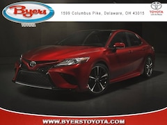 Used 2019 Toyota Camry XSE Sedan For Sale in Delaware, OH