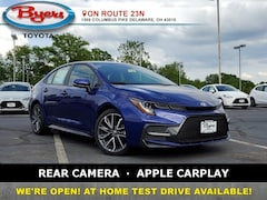 2020 Toyota Corolla SE Sedan For Sale Near Columbus, OH