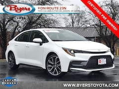 Used 2020 Toyota Corolla SE Sedan For Sale in Delaware, OH