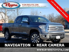 2020 Toyota Tundra Limited 5.7L V8 Truck Double Cab For Sale Near Columbus, OH