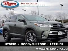 2019 Toyota Highlander Hybrid XLE V6 SUV For Sale Near Columbus, OH