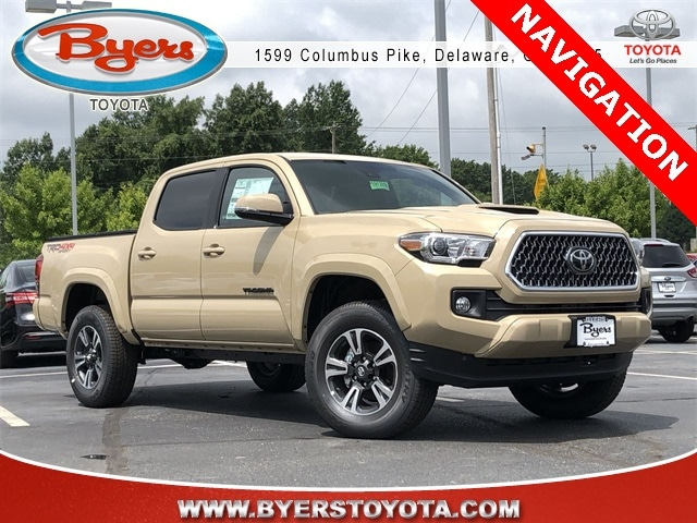 2019 Toyota Tacoma For Sale in Delaware OH | Byers Toyota