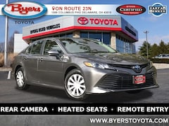 2018 Toyota Camry Hybrid LE Sedan For Sale Near Columbus, OH