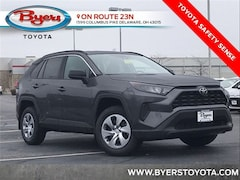 New 2020 Toyota RAV4 LE SUV For Sale in Delaware, OH