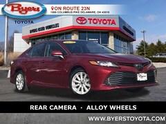 2018 Toyota Camry LE Sedan For Sale Near Columbus, OH