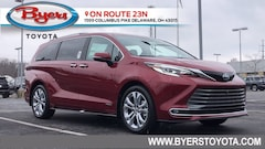 2021 Toyota Sienna Platinum 7 Passenger Van Passenger Van For Sale Near Columbus, OH