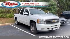 2012 Chevrolet Silverado 1500 LT Truck Crew Cab For Sale Near Columbus, OH
