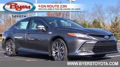 2021 Toyota Camry Hybrid XLE Sedan For Sale Near Columbus, OH