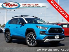 New 2019 Toyota RAV4 Adventure SUV For Sale in Delaware, OH