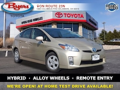 Used 2011 Toyota Prius Hatchback For Sale in Delaware, OH