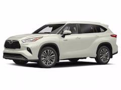 2020 Toyota Highlander Hybrid Platinum SUV For Sale Near Columbus, OH