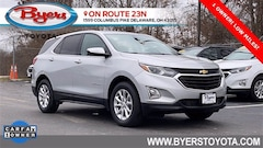 Used 2018 Chevrolet Equinox LT w/1LT SUV For Sale in Delaware, OH