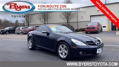 2007 Mercedes-Benz SLK-Class Base Convertible For Sale Near Columbus, OH