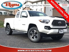 2019 Toyota Tacoma TRD Sport Truck Access Cab