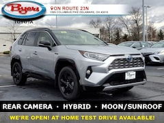 2020 Toyota RAV4 Hybrid XSE SUV For Sale Near Columbus, OH