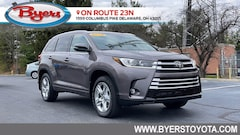 2019 Toyota Highlander Limited V6 SUV For Sale Near Columbus, OH