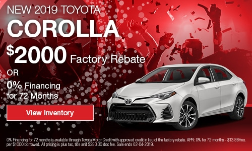 shop toyota deals & specials at byers toyota in delaware, oh
