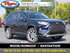2021 Toyota RAV4 Limited SUV For Sale Near Columbus, OH