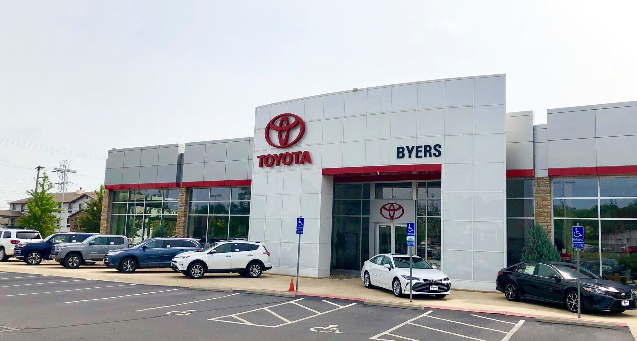 Toyota Dealership Dayton Ohio >> Byers Toyota Toyota Dealer Serving Columbus Oh