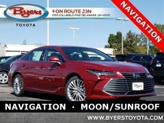 New 2020 Toyota Avalon Limited Sedan For Sale in Delaware, OH