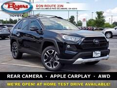 New 2020 Toyota RAV4 Adventure SUV For Sale in Delaware, OH