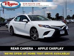 2020 Toyota Camry SE Sedan For Sale Near Columbus, OH