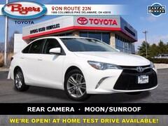2015 Toyota Camry SE Sedan For Sale Near Columbus, OH