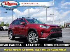 New 2020 Toyota RAV4 Limited SUV For Sale in Delaware, OH