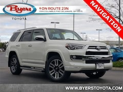 New 2020 Toyota 4Runner Limited SUV For Sale in Columbus, OH