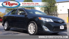 2012 Toyota Camry XLE V6 Sedan For Sale Near Columbus, OH