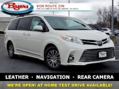 2020 Toyota Sienna XLE 8 Passenger Van For Sale Near Columbus, OH