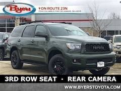 2020 Toyota Sequoia TRD Pro SUV For Sale Near Columbus, OH