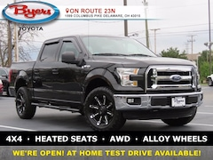 2015 Ford F-150 Truck SuperCrew Cab For Sale Near Columbus, OH
