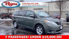Used 2012 Toyota Sienna 7 Passenger Van For Sale in Delaware, OH