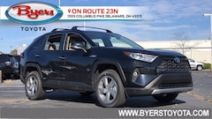 2021 Toyota RAV4 Hybrid Limited SUV For Sale Near Columbus, OH