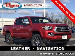 2020 Toyota Tacoma Limited V6 Truck Double Cab For Sale Near Columbus, OH