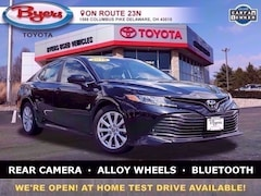 Used 2018 Toyota Camry LE Sedan For Sale in Delaware, OH