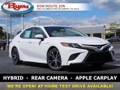 2020 Toyota Camry Hybrid SE Sedan For Sale Near Columbus, OH