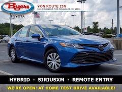 2020 Toyota Camry Hybrid LE Sedan For Sale Near Columbus, OH