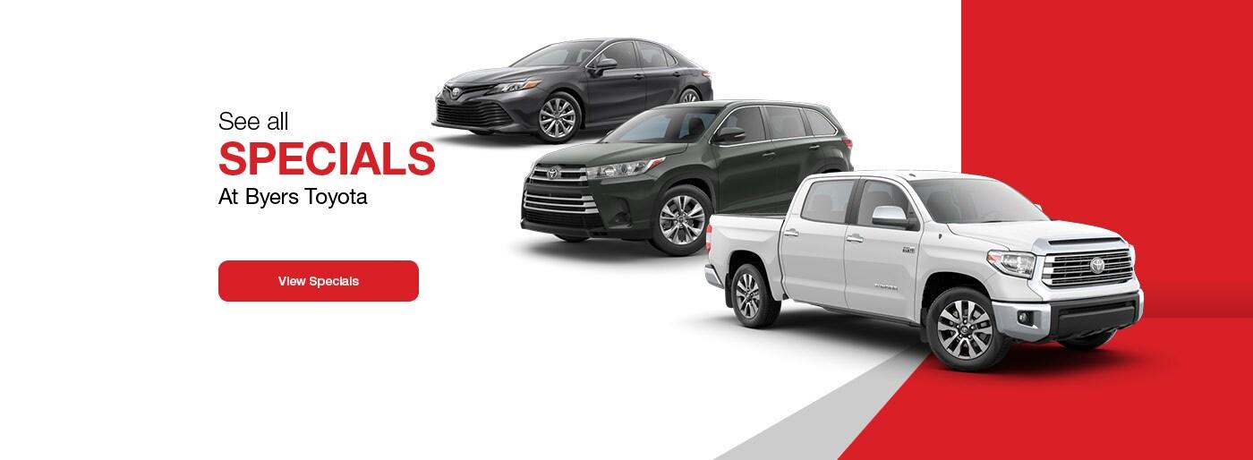 Toyota Dealers In Delaware >> Byers Toyota Delaware Oh Toyota Dealer Serving Columbus
