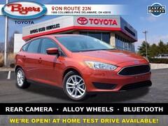 Used 2018 Ford Focus SE Hatchback For Sale in Delaware, OH