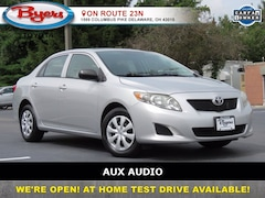 2010 Toyota Corolla Base Sedan For Sale Near Columbus, OH