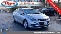 Used 2018 Chevrolet Cruze LT Auto Hatchback For Sale in Delaware, OH