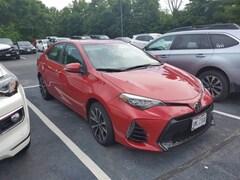 Used 2018 Toyota Corolla SE Sedan For Sale in Delaware, OH