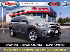 2017 Toyota Highlander Limited V6 SUV For Sale Near Columbus, OH