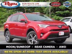 2017 Toyota RAV4 XLE SUV For Sale Near Columbus, OH