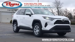 New 2021 Toyota RAV4 LE SUV For Sale in Delaware, OH
